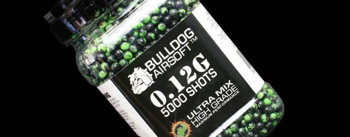 new bulldog airsoft pellets
