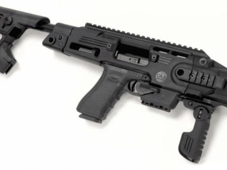rifle caa roni airsoft conversion kit