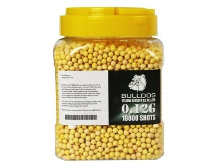 bulldog bb pellets yellow