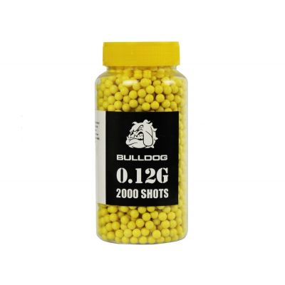 Bulldog 0.12g BB Yellow 10000