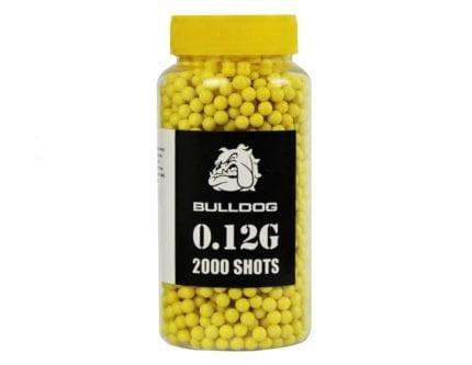 Bulldog 0.12g BB Yellow 10000