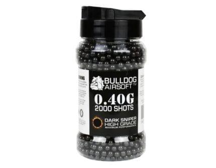 bulldog bb pellets black