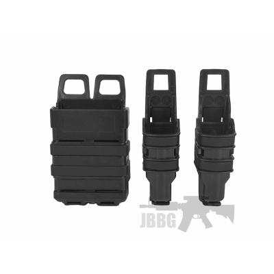 Fastmag M4 Plus Pistol Mag Holder