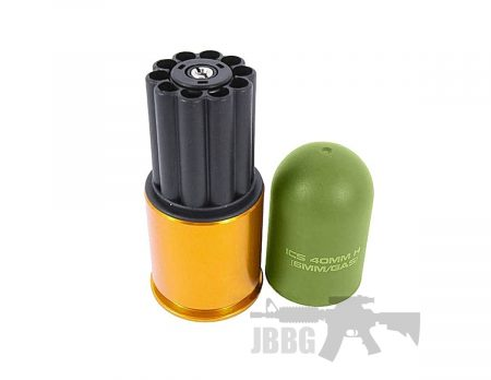 ICS 40MM Gas Grenade