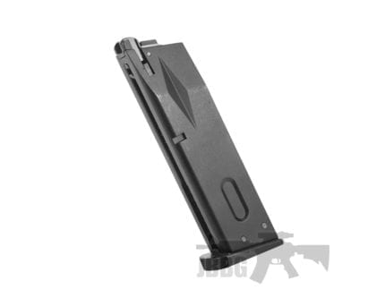 WE M 92 Gas Airsoft Magazine