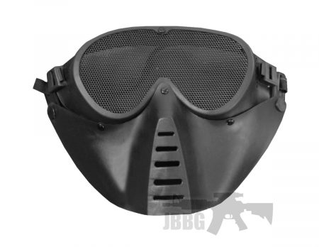 Nel Mesh Airsoft Mask
