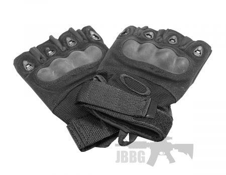 Q Gloves Black