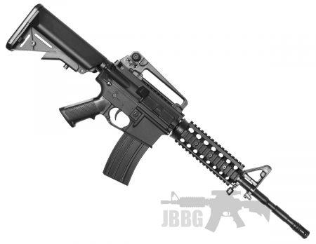 Bulldog SR4PG Airsoft Gun