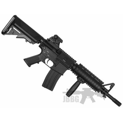 m4 cqb ge0510 airsoft rifle black