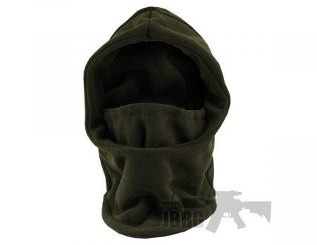 Snood Fleece Face Mask