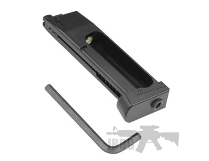 HG CO2 Airsoft Magazine