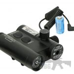 laser and torch airsoft combo
