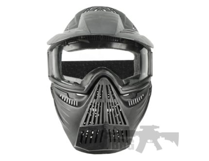 Pro Airsoft Mask Clear