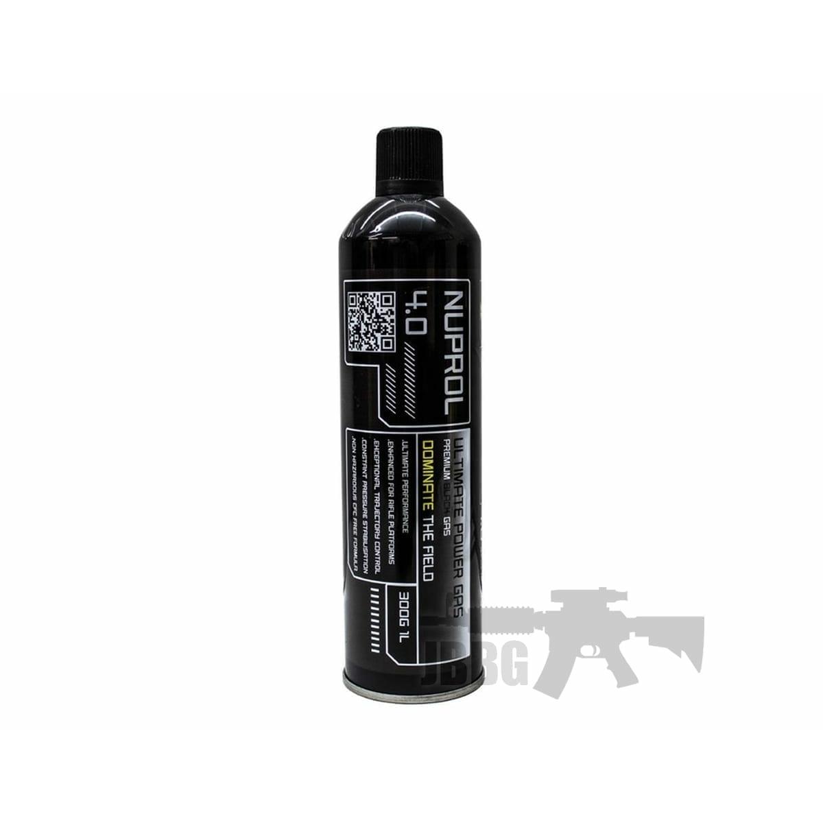 Nuprol 4.0 Gas Black 1L