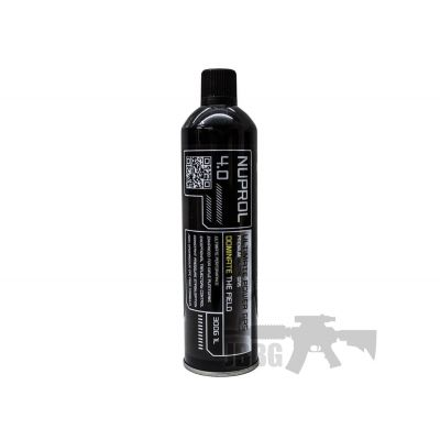 Nuprol 4.0 Gas Black 1L