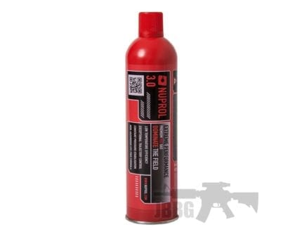 Nuprol 3.0 Gas Red 1L