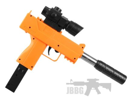 NSM304A Spring Uzi BB Gun