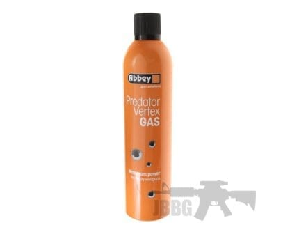 Abbey Predator Vertex Gas