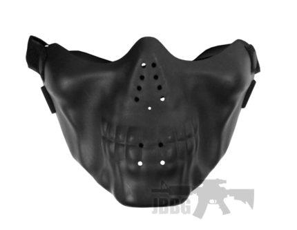 Pro Half Skull Mask