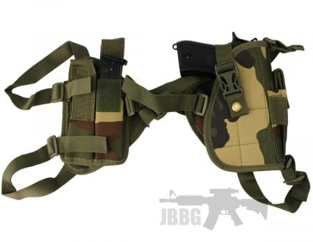 Shoulder Holster D