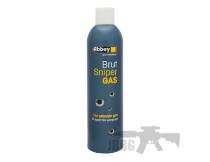 Abbey Brut Sniper Gas
