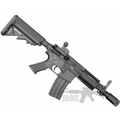 m4 gen2 airsoft black rifle