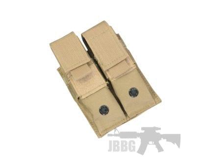 2 Pistol Mag Pouch