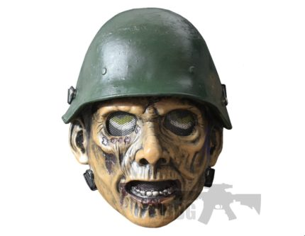 Zombie Airsoft Mask