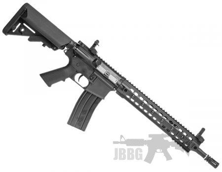 Delta Jackal Bravo Rifle