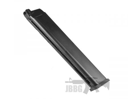 WE G Series 50 Rounds Gas Airsoft Magazine