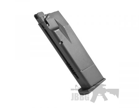 WE P226 and F226 Gas Mag