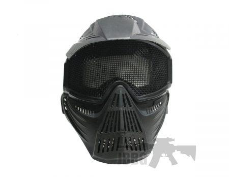 Pro Airsoft Mask Mesh