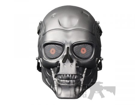 Full Face Skull Airsoft Mask