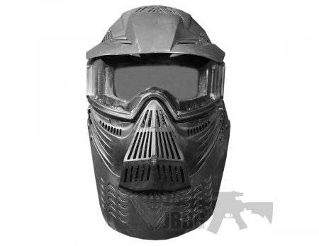 MA-25 Clear Airsoft Mask