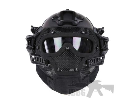 Airsoft Tactical Helmet G4 Full Face