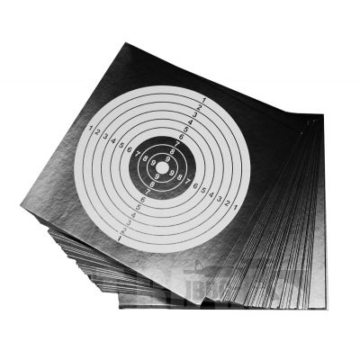 100 Card Airsoft Targets