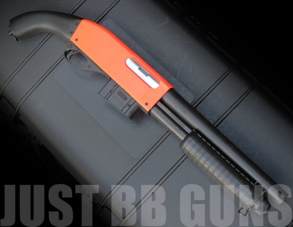 BISON 501 PUMP SHOTGUN