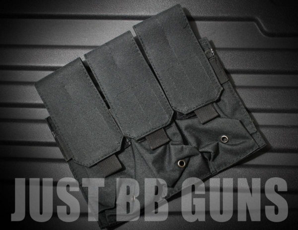 RIFLE 3 MAG POUCH