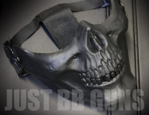 Half Skull Mask