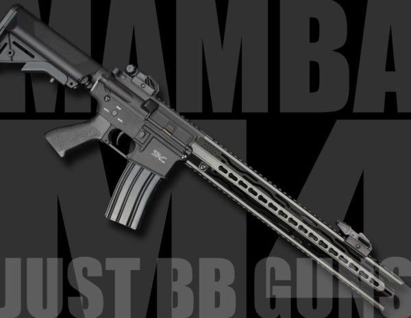 SR4 MAMBA L GEN3 AIRSOFT GUNS