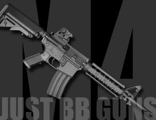 M4 CQB GE0510 AIRSOFT GUN