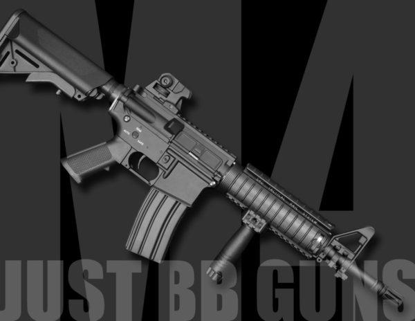 M4 CQB GE0510 GEN2 AIRSOFT GUN