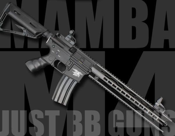 SR4 MAMBA M GEN3 AIRSOFT GUN