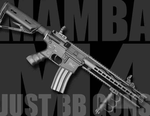 SR4 MAMBA S GEN2 AIRSOFT GUN