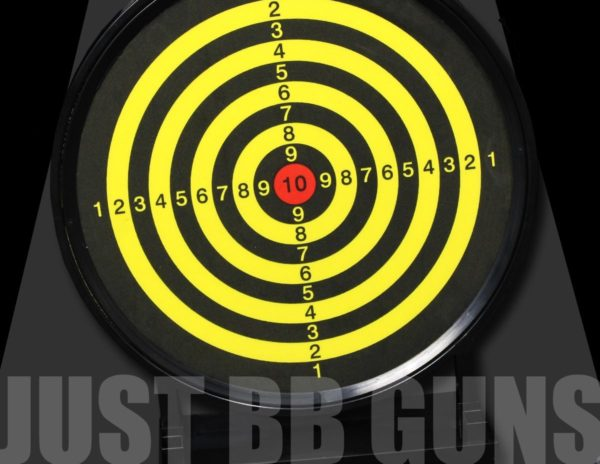 Large Sticking Target 218