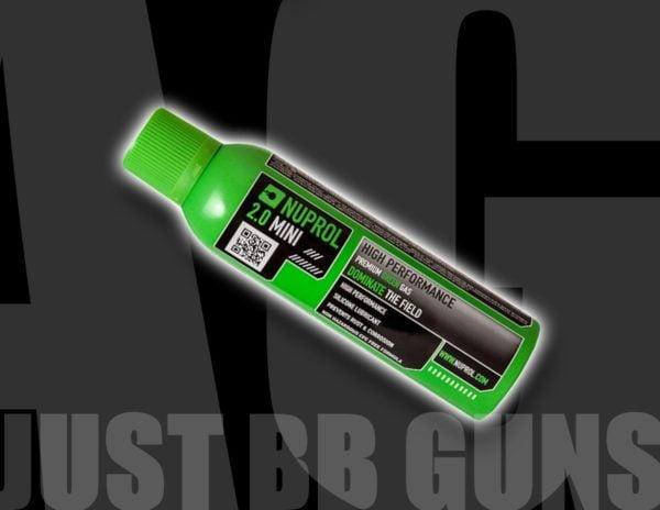 Nuprol 2.0 Mini Green 85G Gas