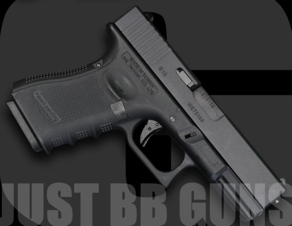 WE G19 GEN 4 TYPE B PISTOL