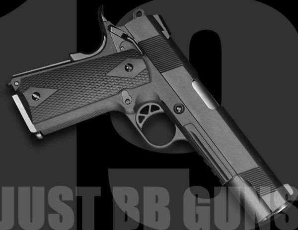 WE 1911B AIRSOFT PISTOL