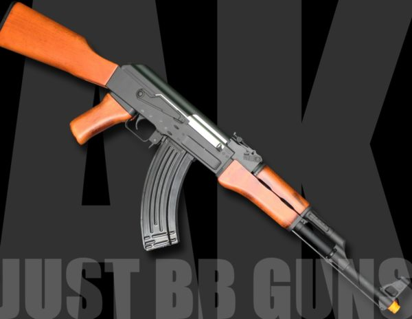 SRC PRO AK47 GEN2 AIRSOFT GUN