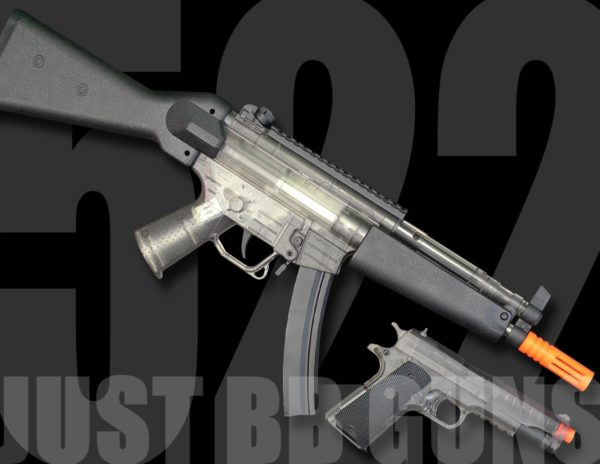 GSG 522 AIRSOFT PACK